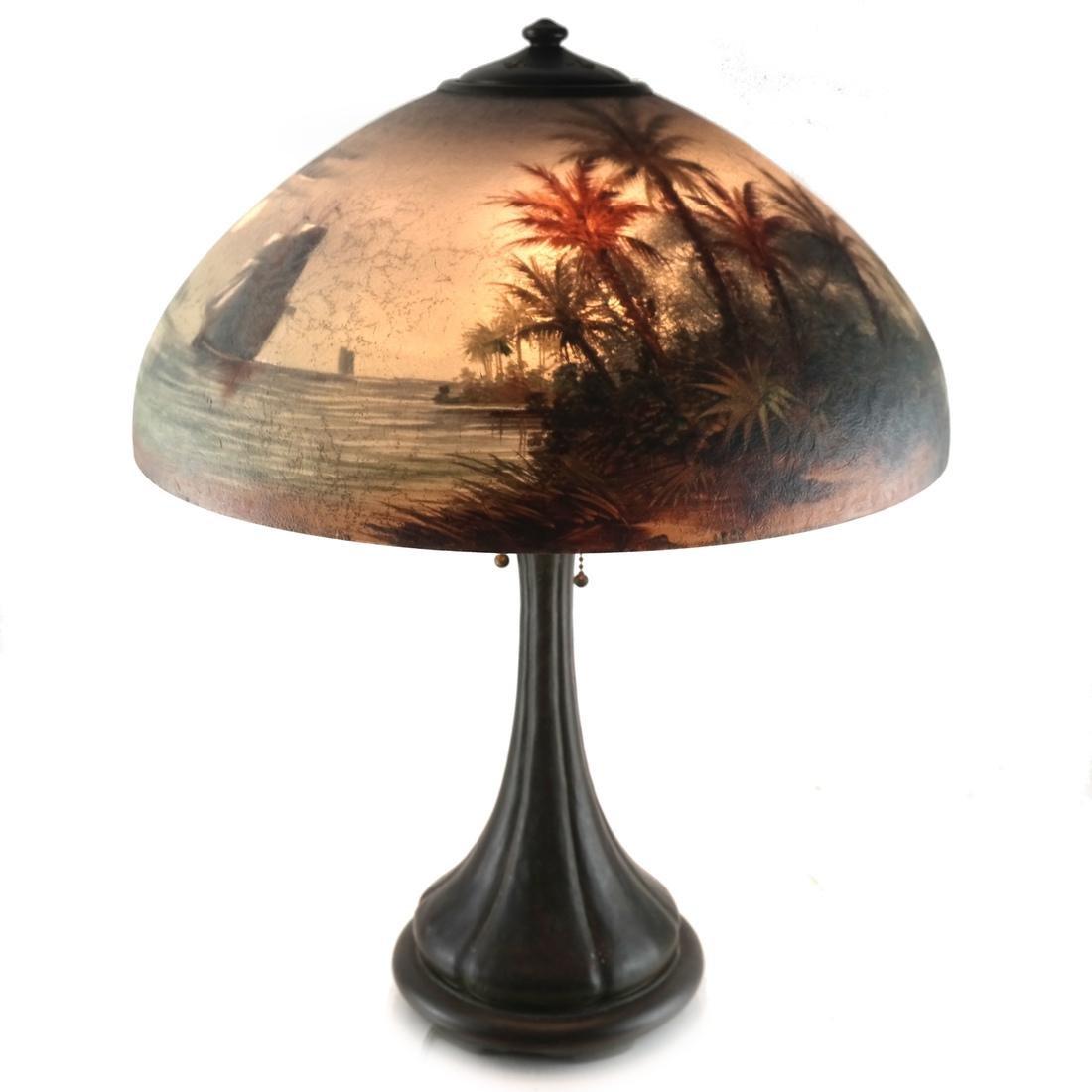Handel Treasure Island Table Lamp