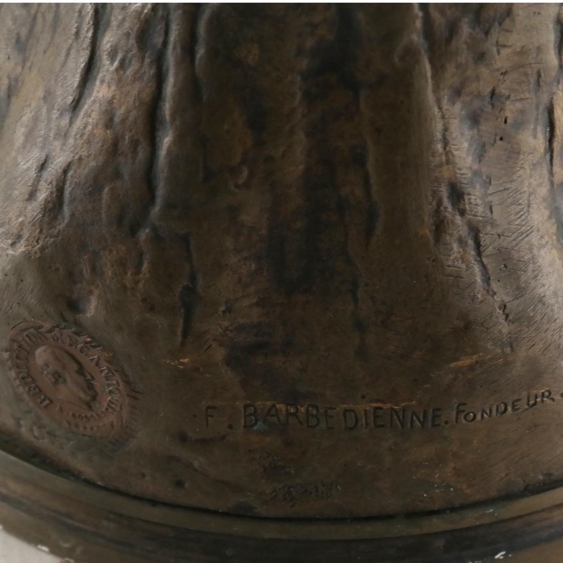 F. Barbedienne Fondeur, Bronze Nude - 5