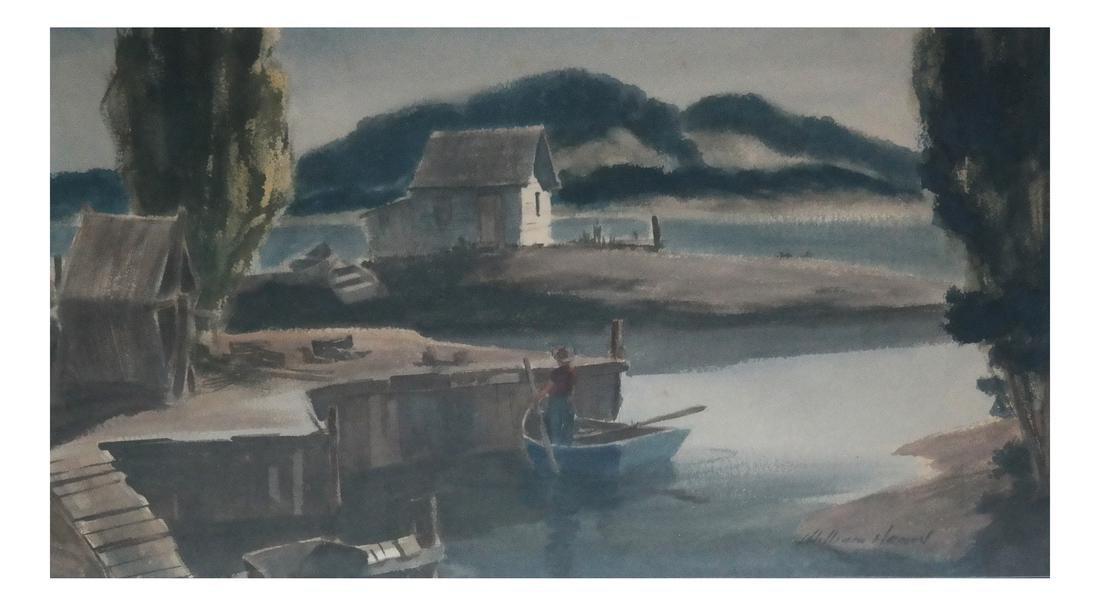 William (Bill) Henry Painting - Florida