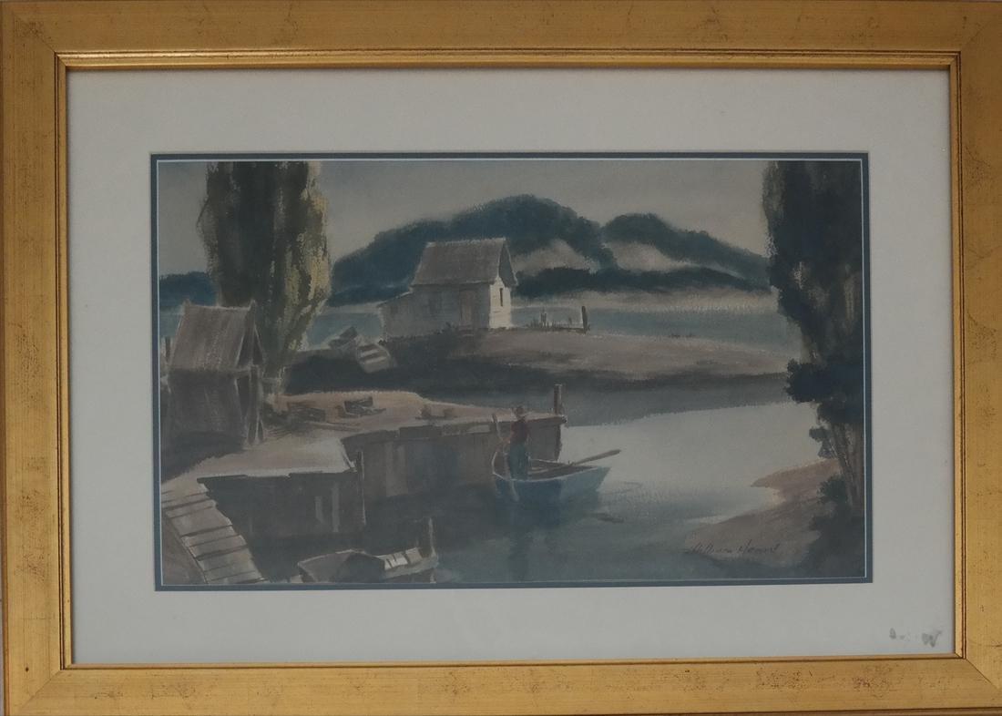 William (Bill) Henry Painting - Florida - 2