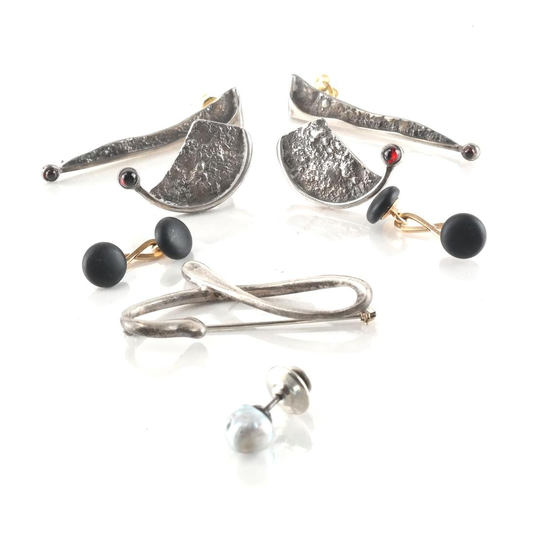 Assorted Lot of Jewelry; Tiffany & Co., more