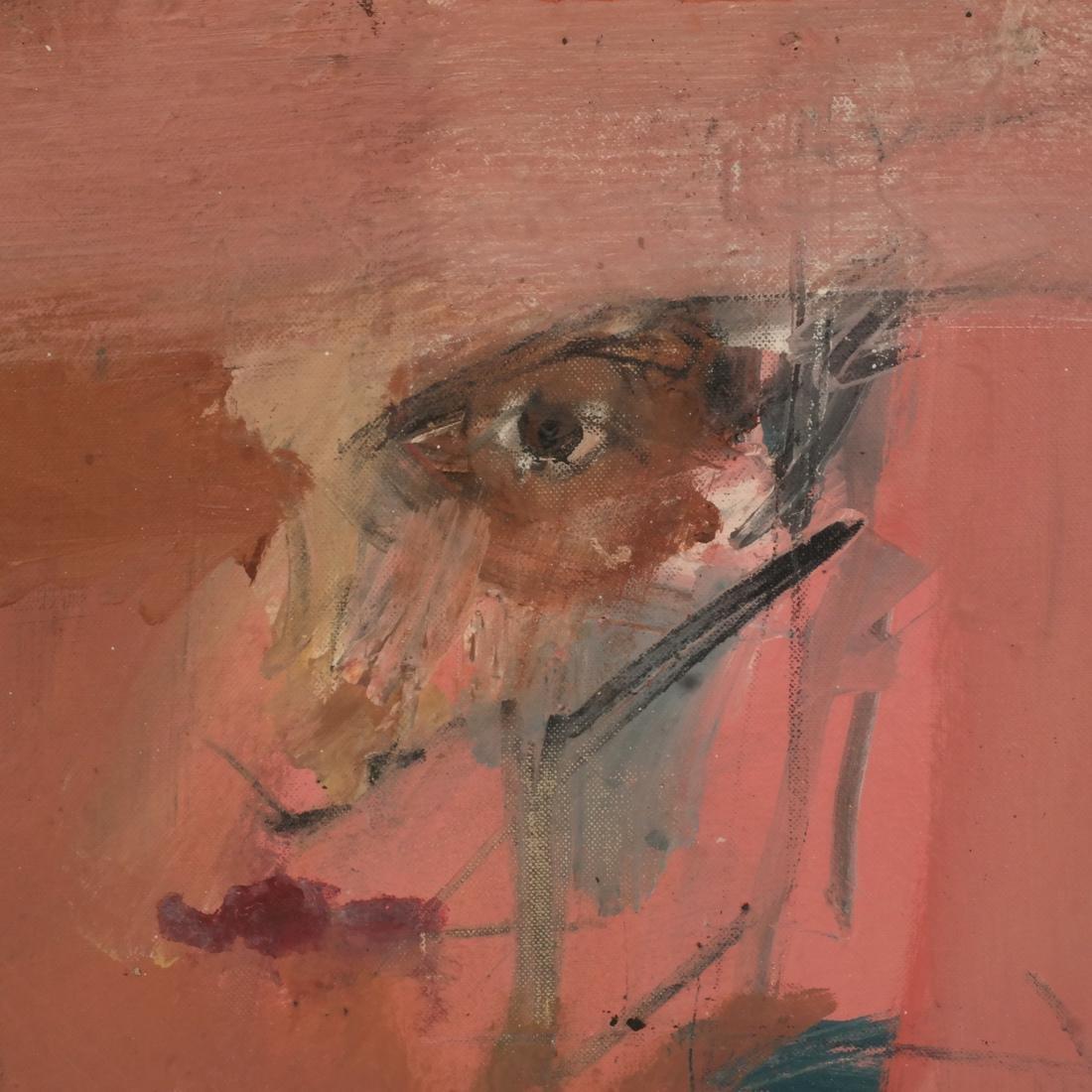 Larry Rivers, Self Portrait - 4