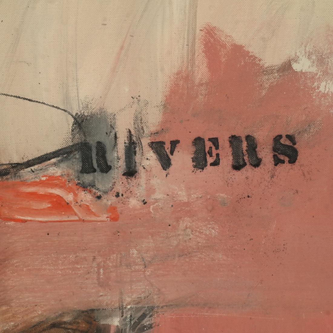 Larry Rivers, Self Portrait - 5