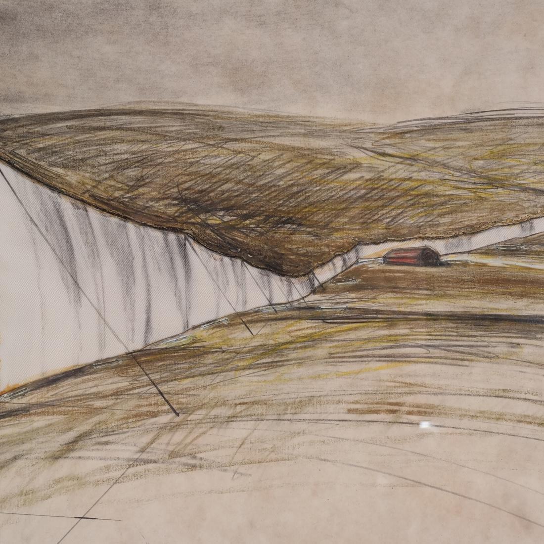 Christo, Running Fence - 5