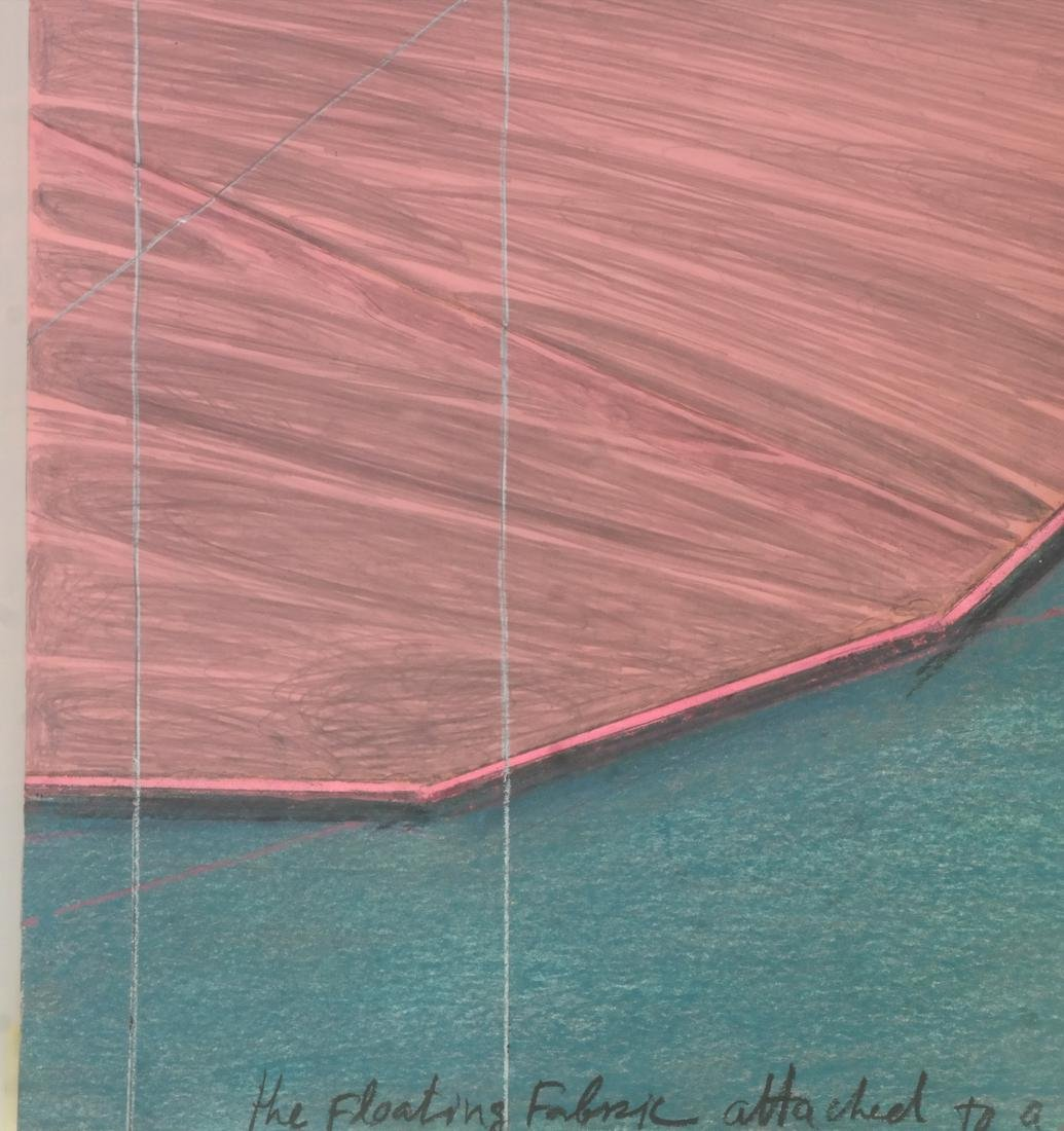 Christo, Floating Island (Two Images) - 4
