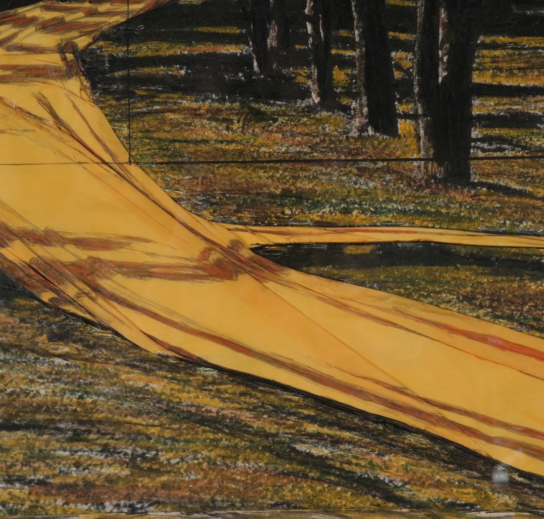 Christo, Wrapped Walkways - 4