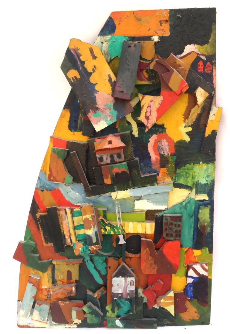 Shirley Kaplan, Small Village