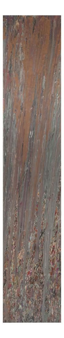 Larry Poons, Untitled
