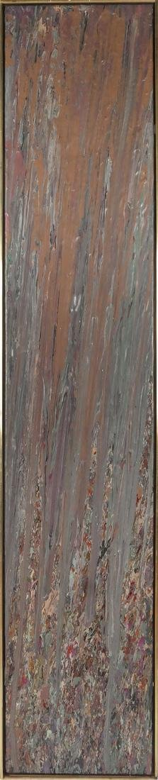 Larry Poons, Untitled - 4