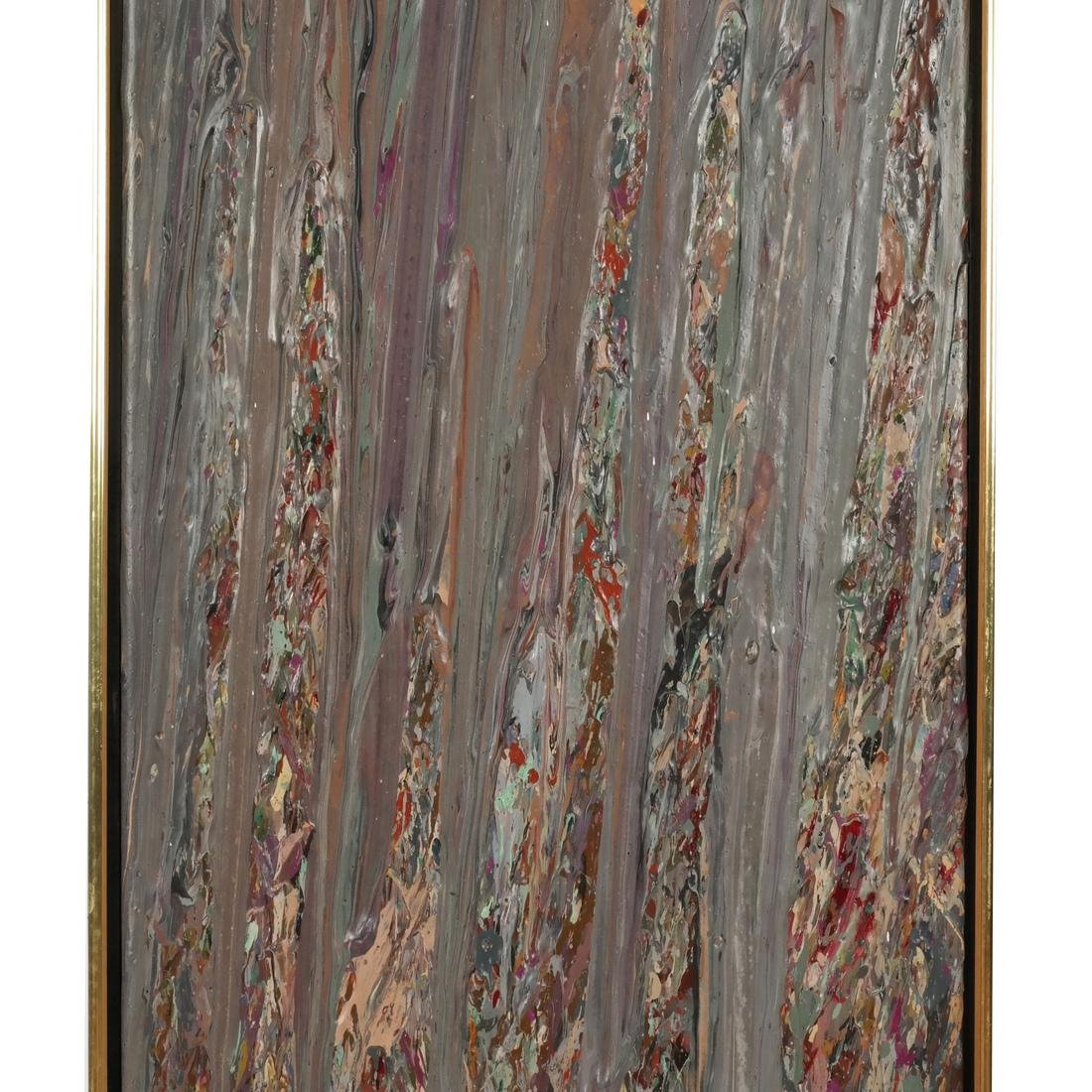 Larry Poons, Untitled - 6