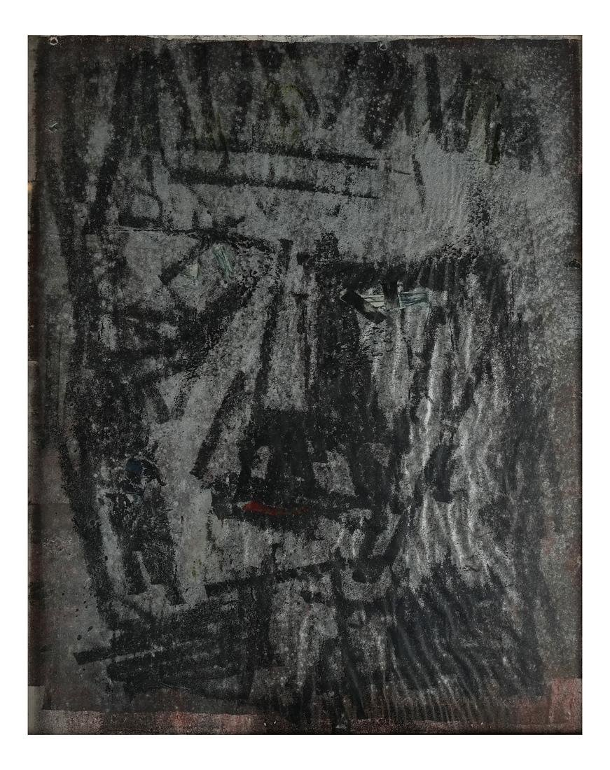 Harry Bertoia, Monotype