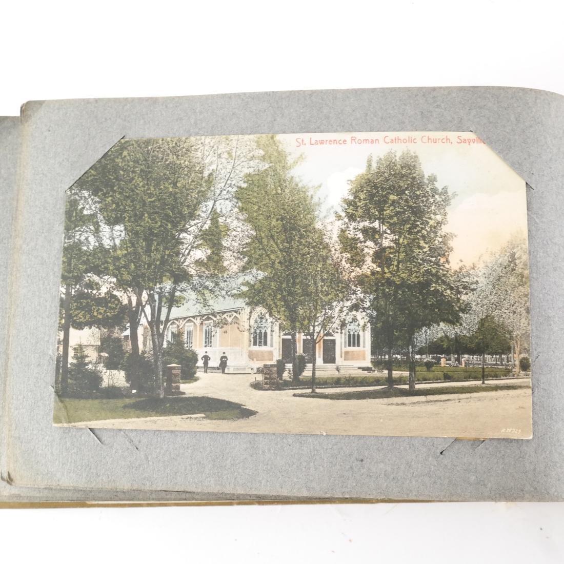 Portfolio of Postcards - 5