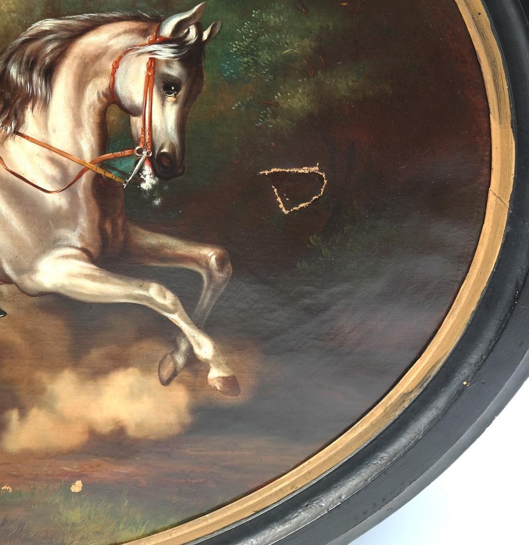 Style of Alesandro E. Mario, Horseback - 2