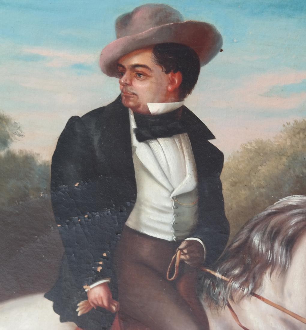 Style of Alesandro E. Mario, Horseback - 3