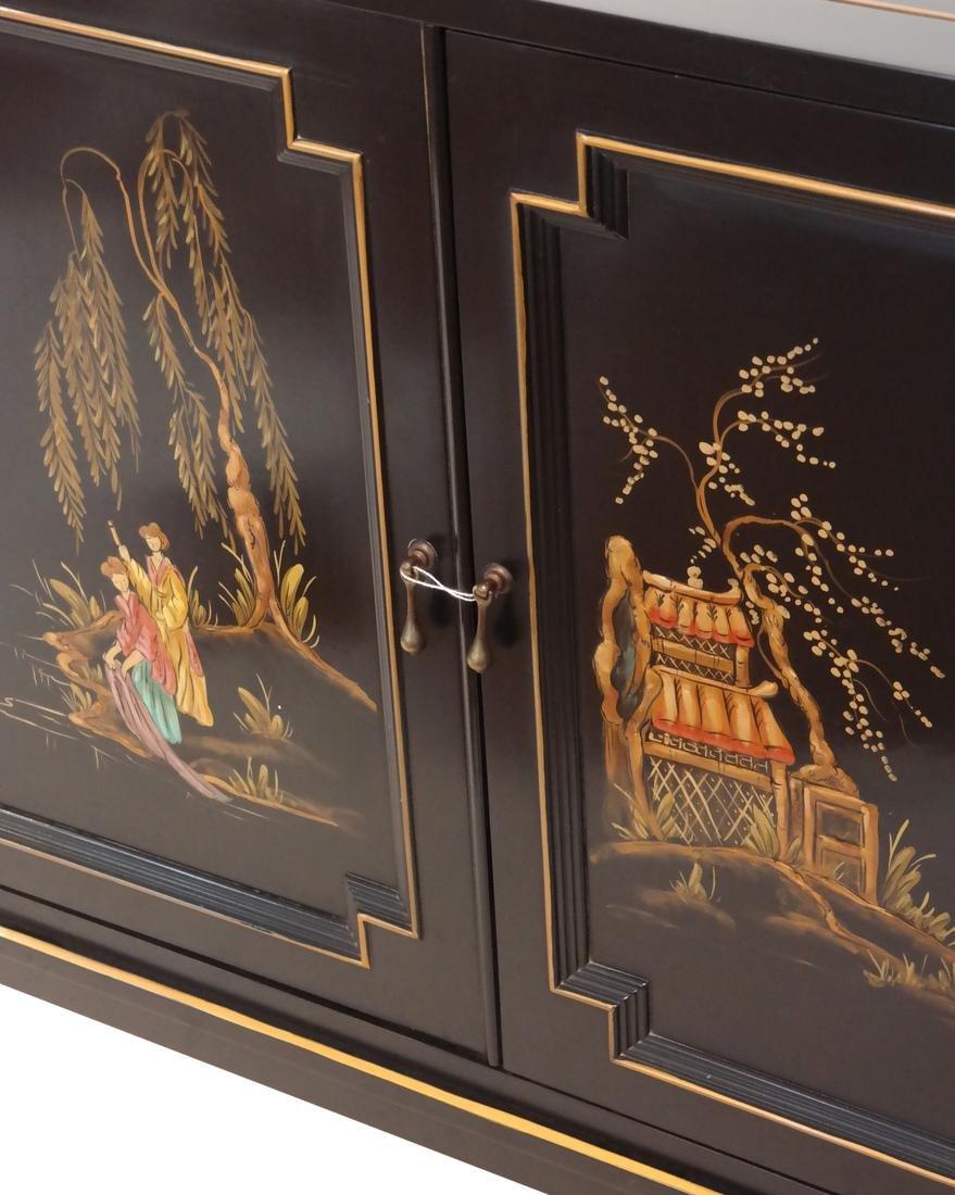 Art Moderne Chinoiserie Cabinet - 3