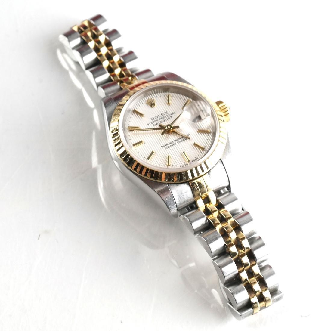 Rolex Ladies Wrist Watch