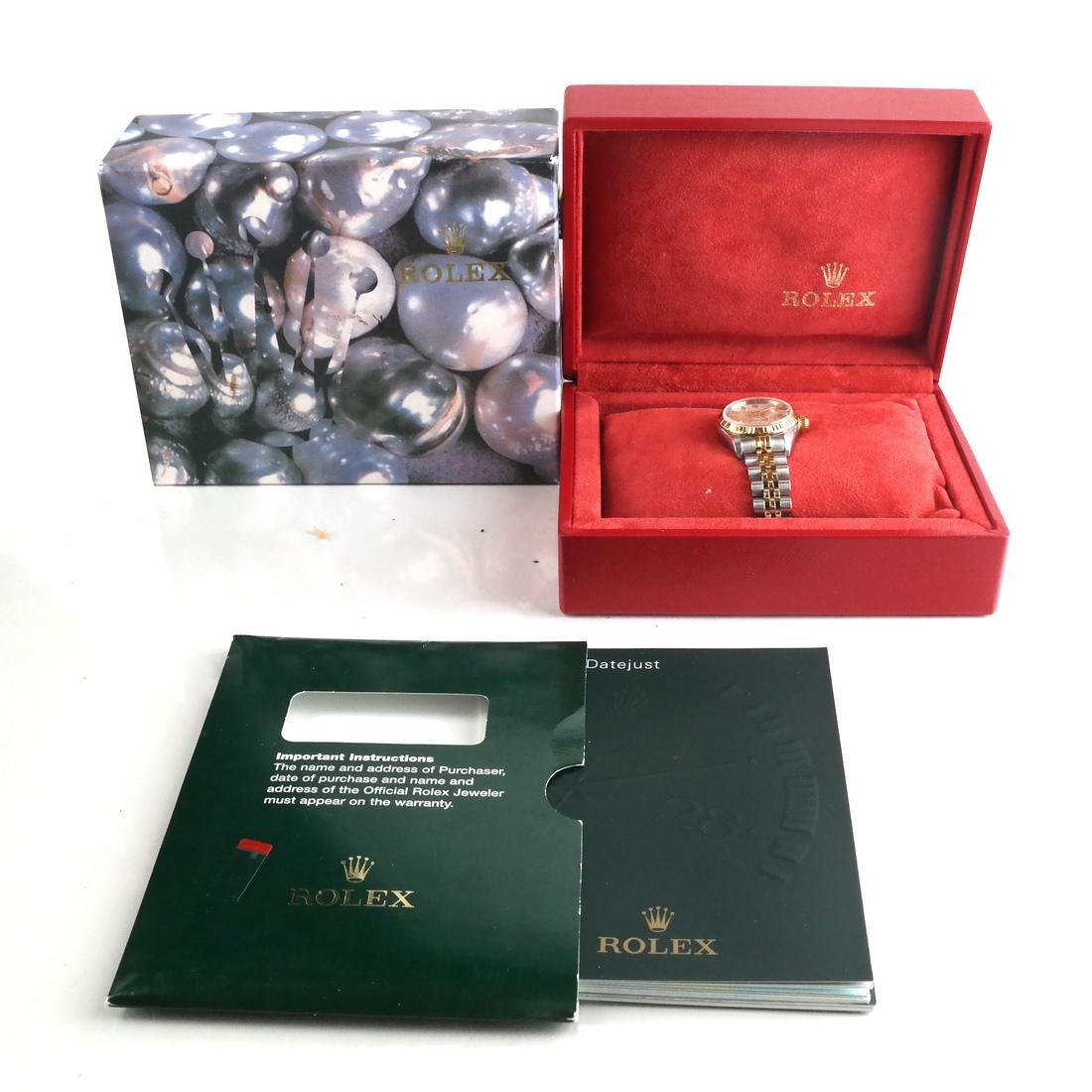 Rolex Ladies Wrist Watch - 2