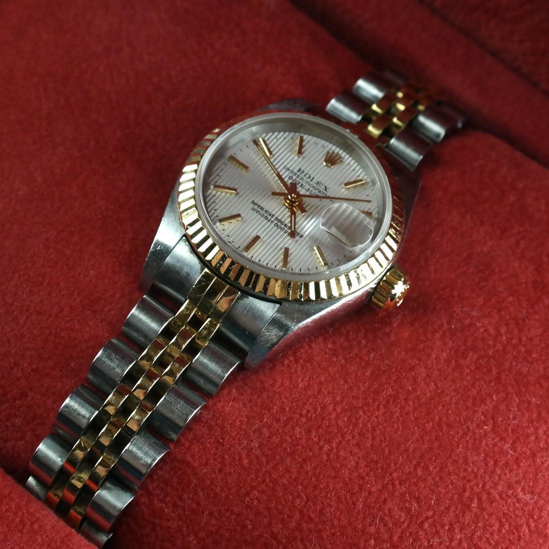 Rolex Ladies Wrist Watch - 3