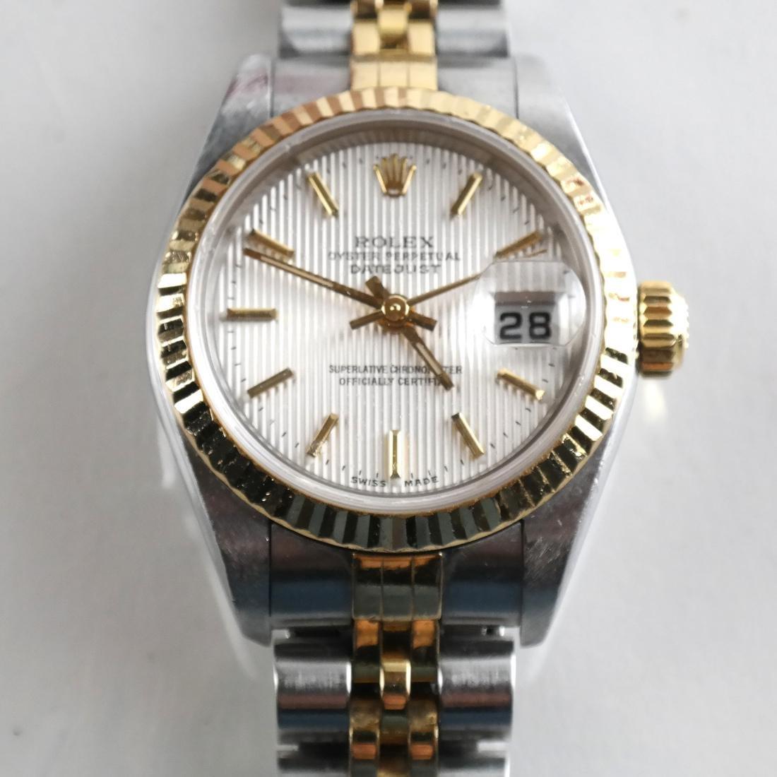 Rolex Ladies Wrist Watch - 4