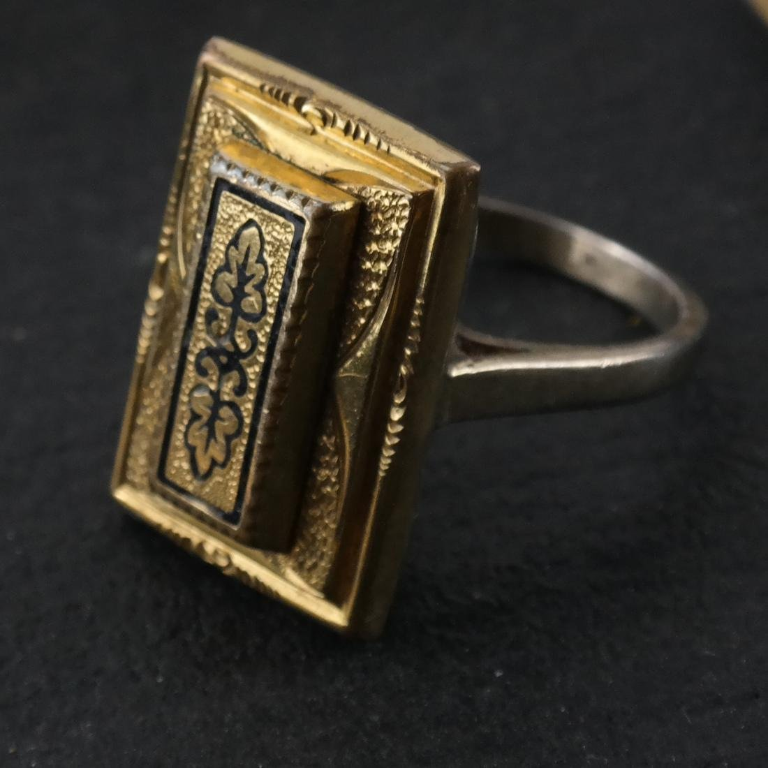 Assorted Gold-Filled & Sterling Findings - 4