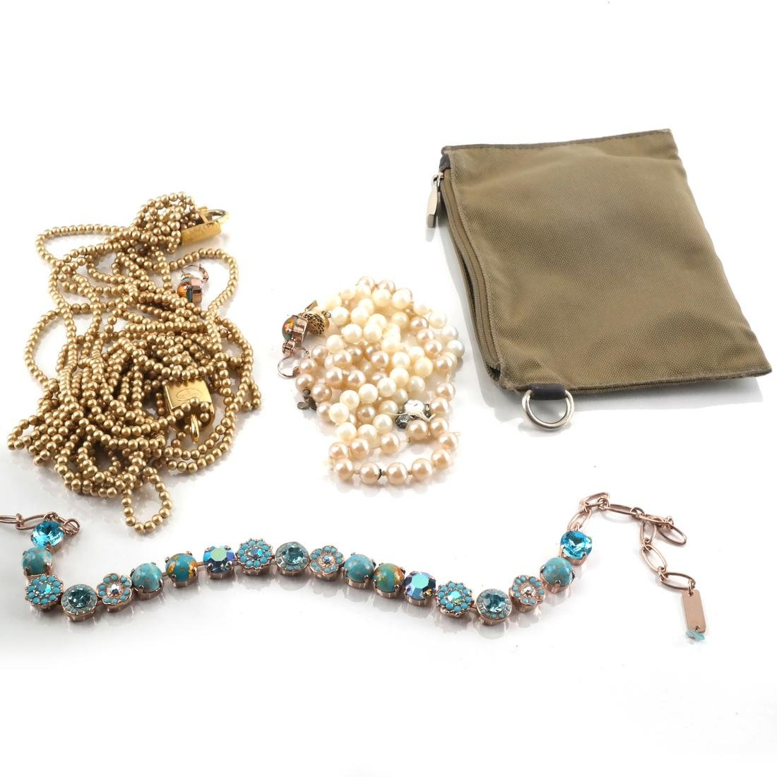 Group of Costume Jewelry - 2