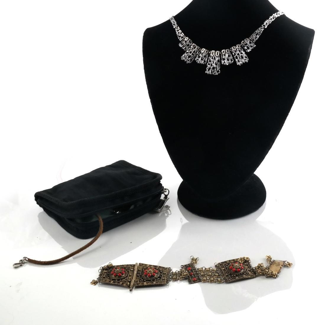 Group of Costume Jewelry - 3