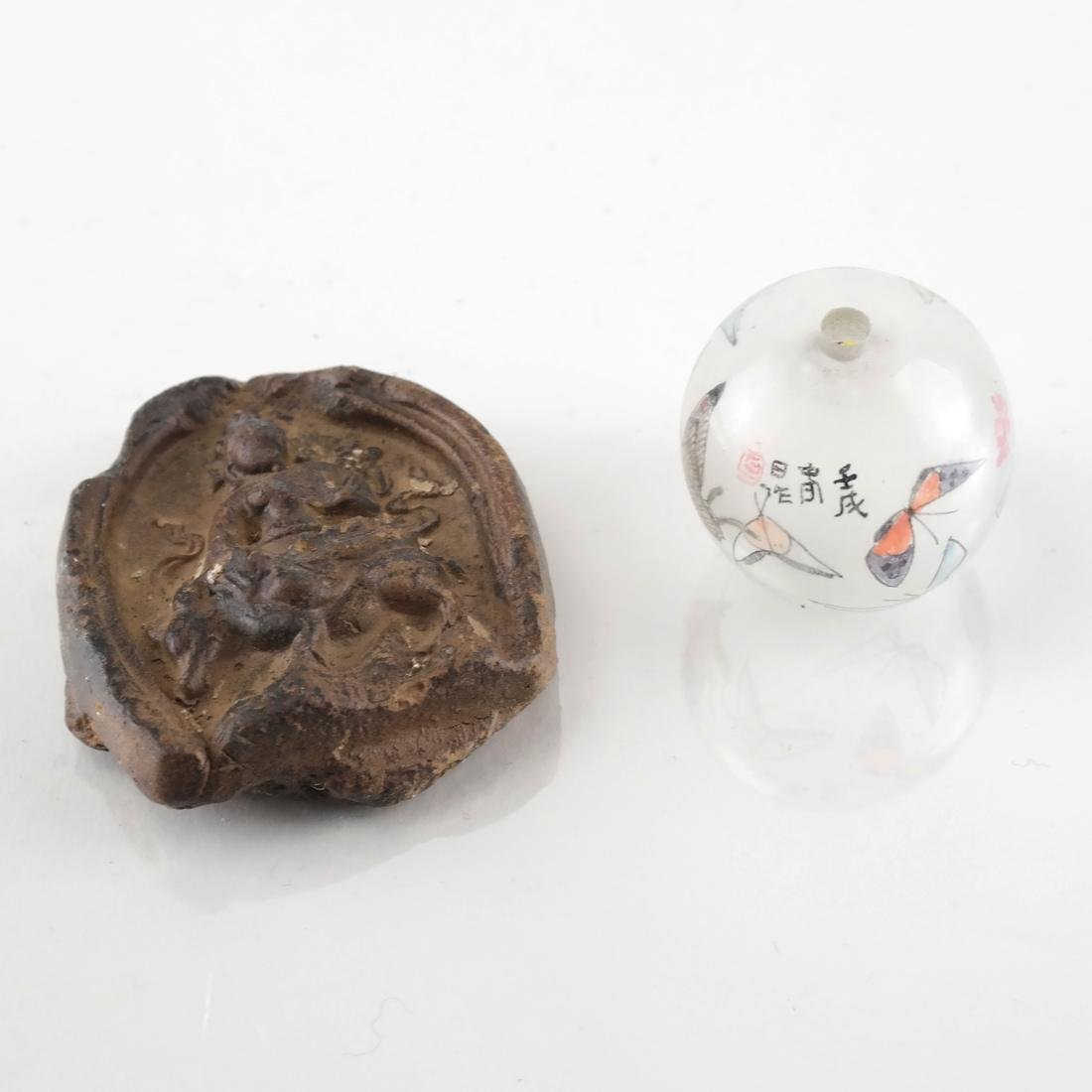 Early Asian Artifact & Ornament