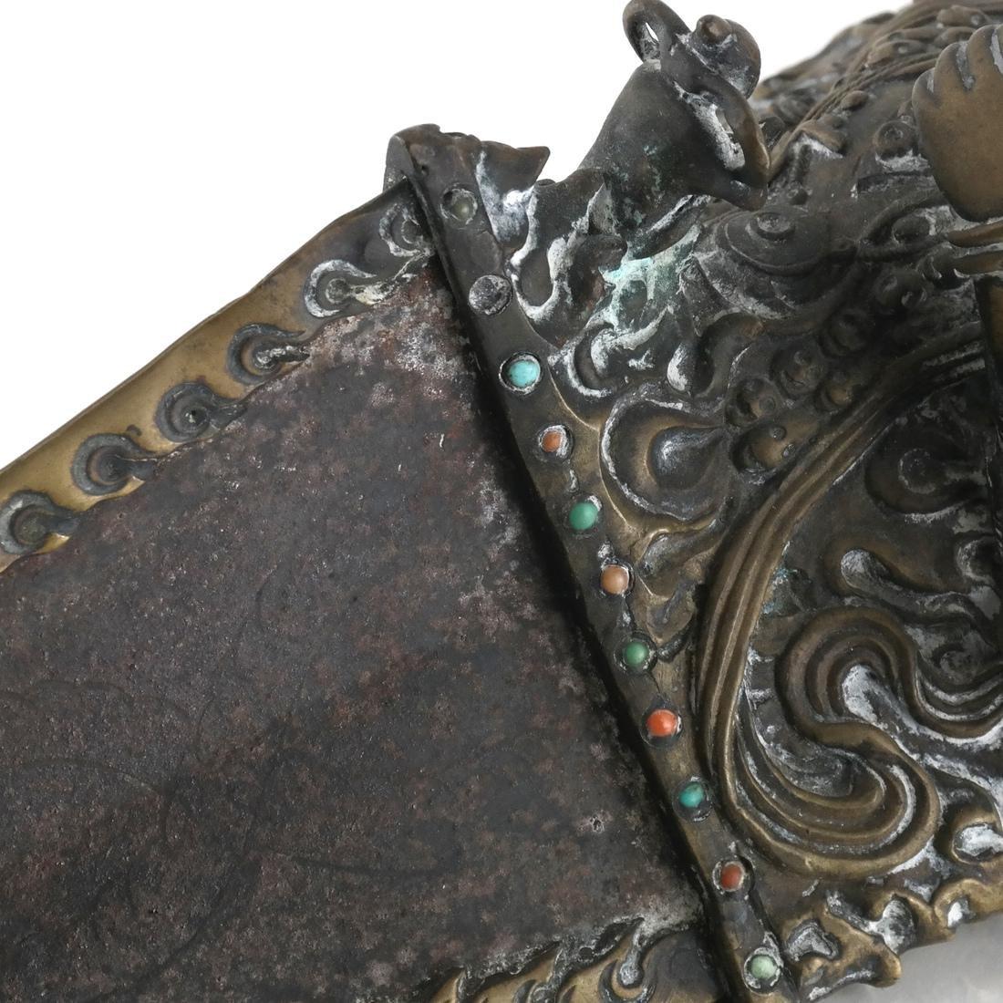 Northern Indian/Tibetan Sculptural Object - 3