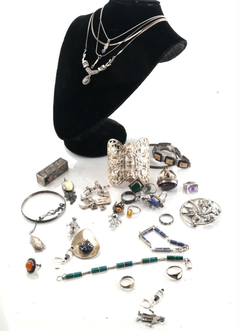 Collection Silver and Sterling Jewelry