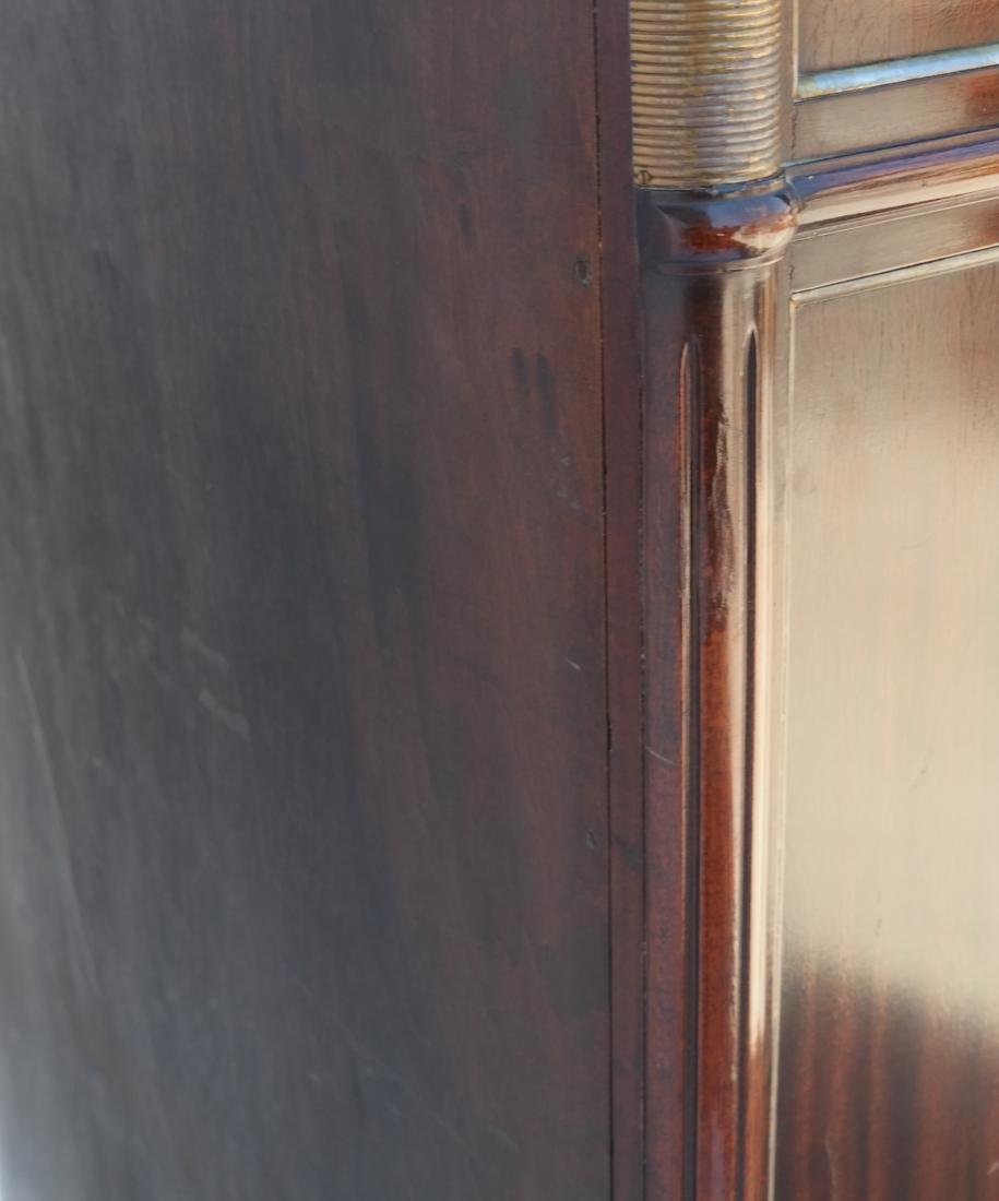 """French Directoire-Style Semanier Stamped """"Jansen"""" - 7"""