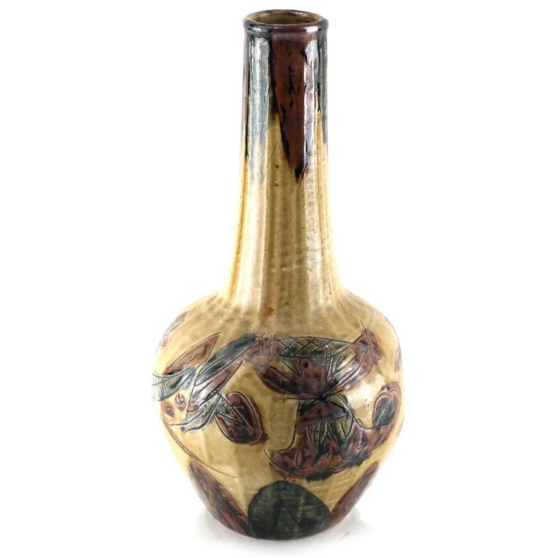 Modern Decorated Ceramic Vase