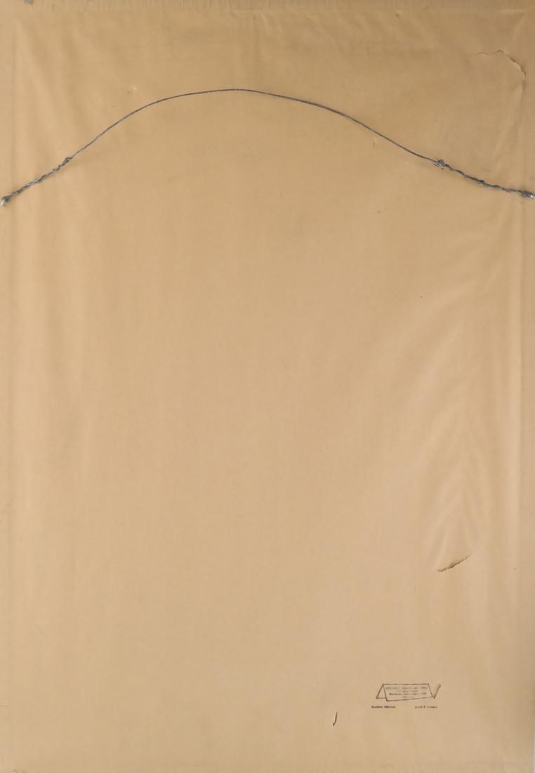 Glen C. Henshaw Signed Framed Pastel - 6