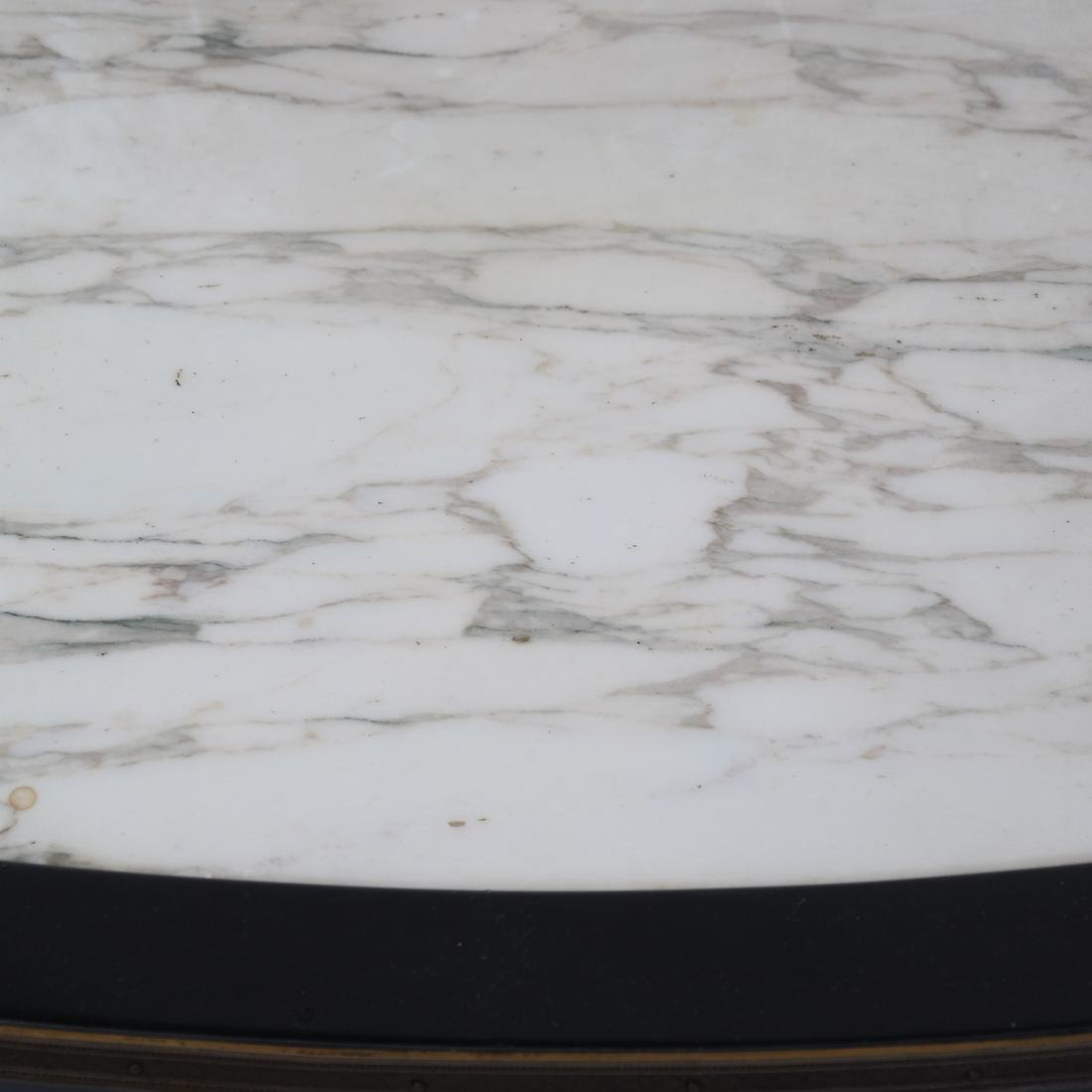 Marble Inset Coffee Table - 4