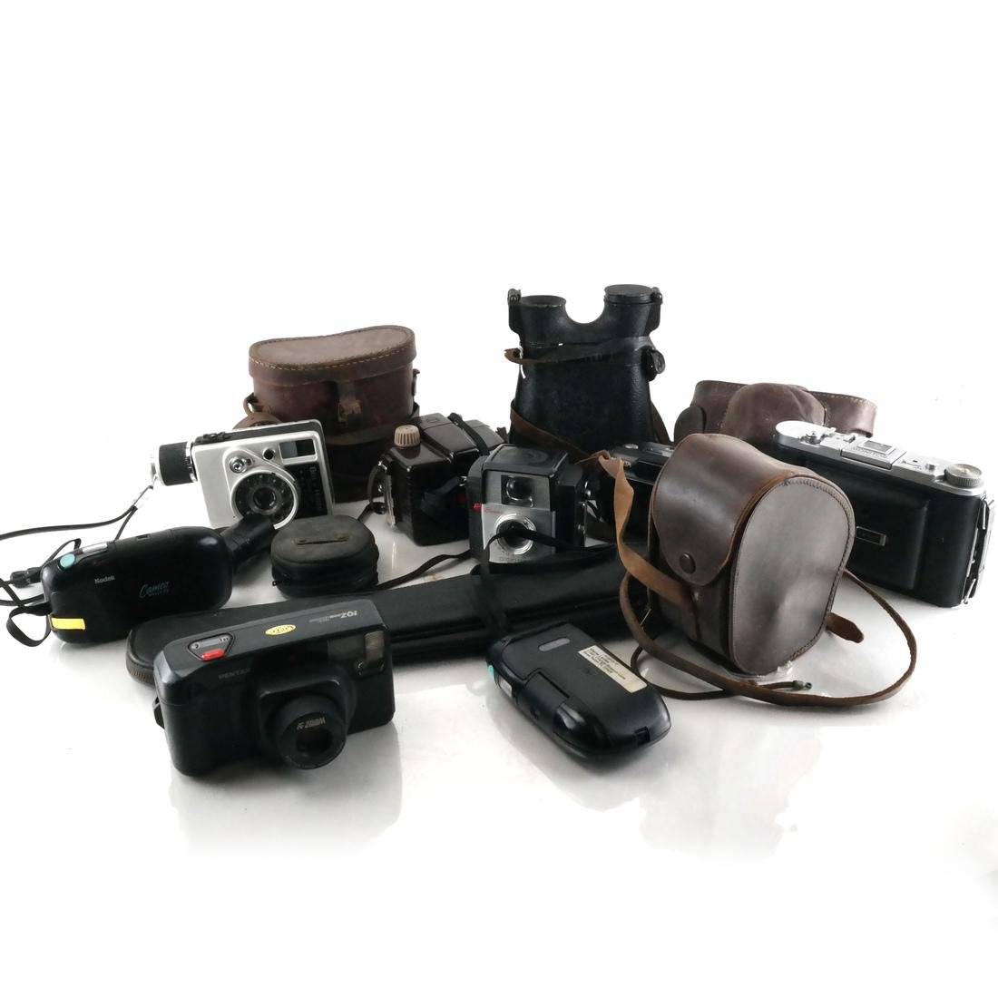 Lot of Camera Equipment