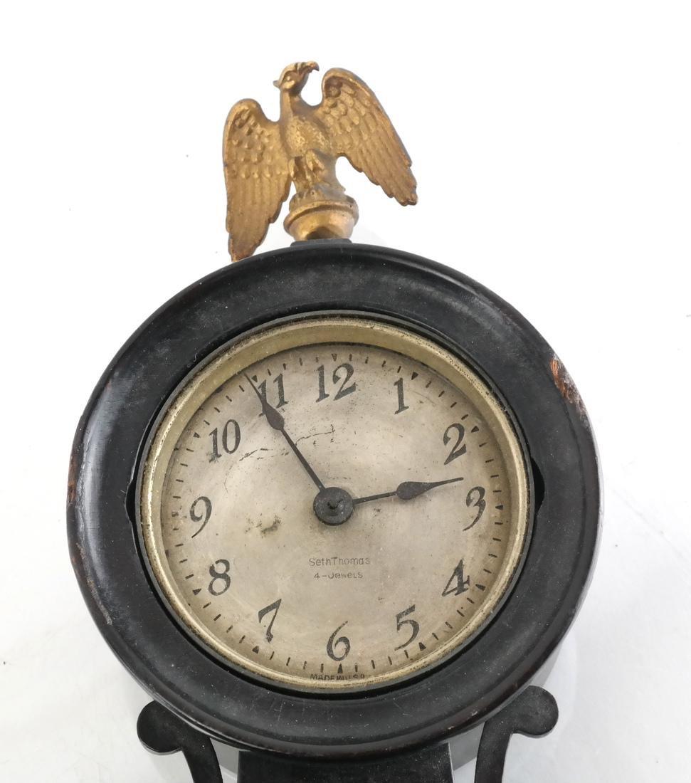 Seth Thomas Banjo Clock - 2