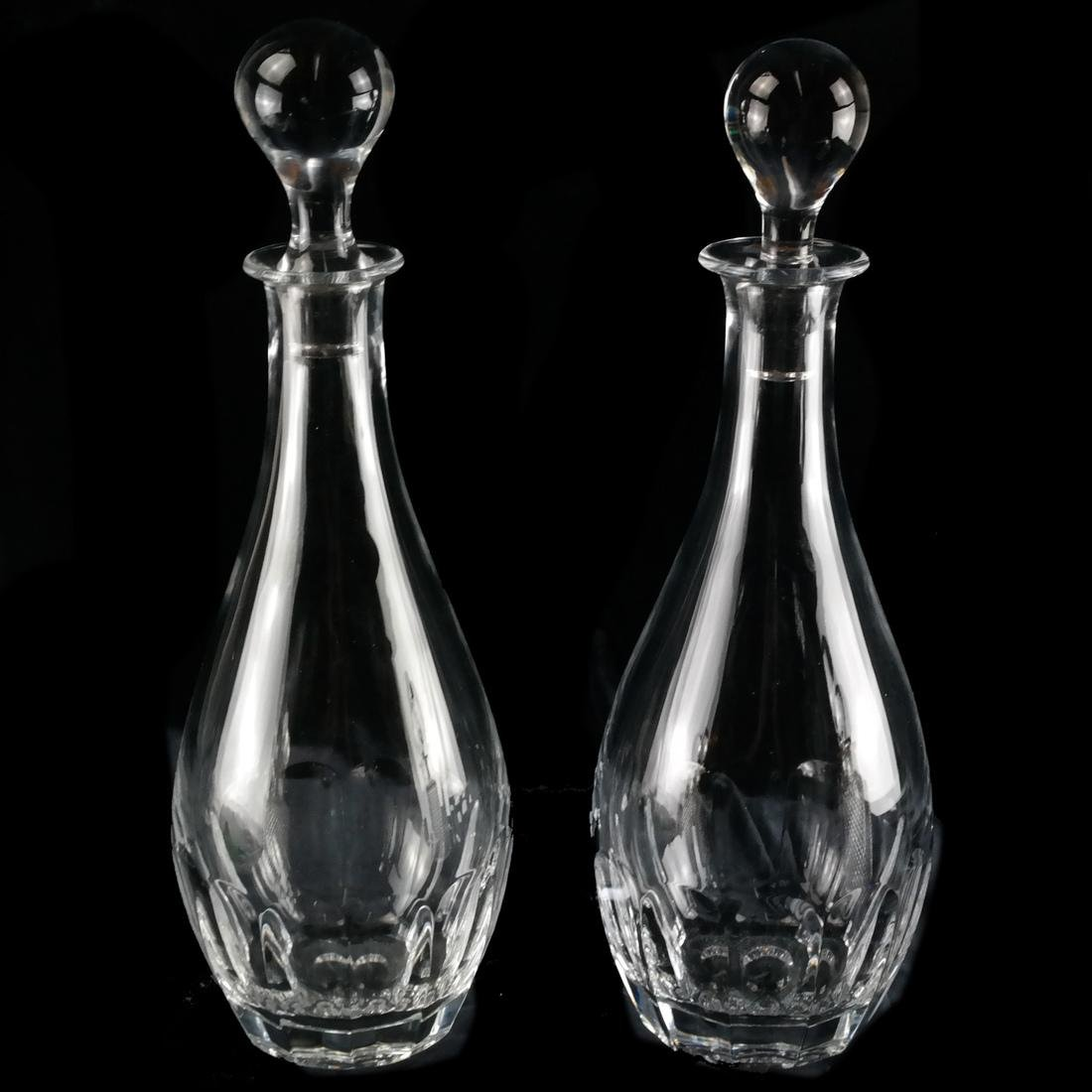 Two Pairs of Decanters - 2