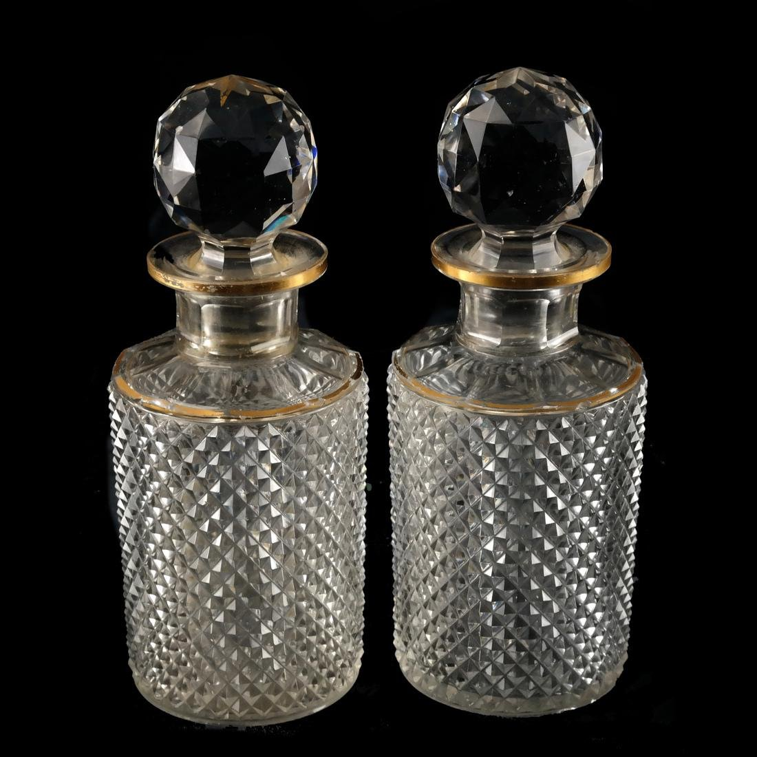 Two Pairs of Decanters - 5