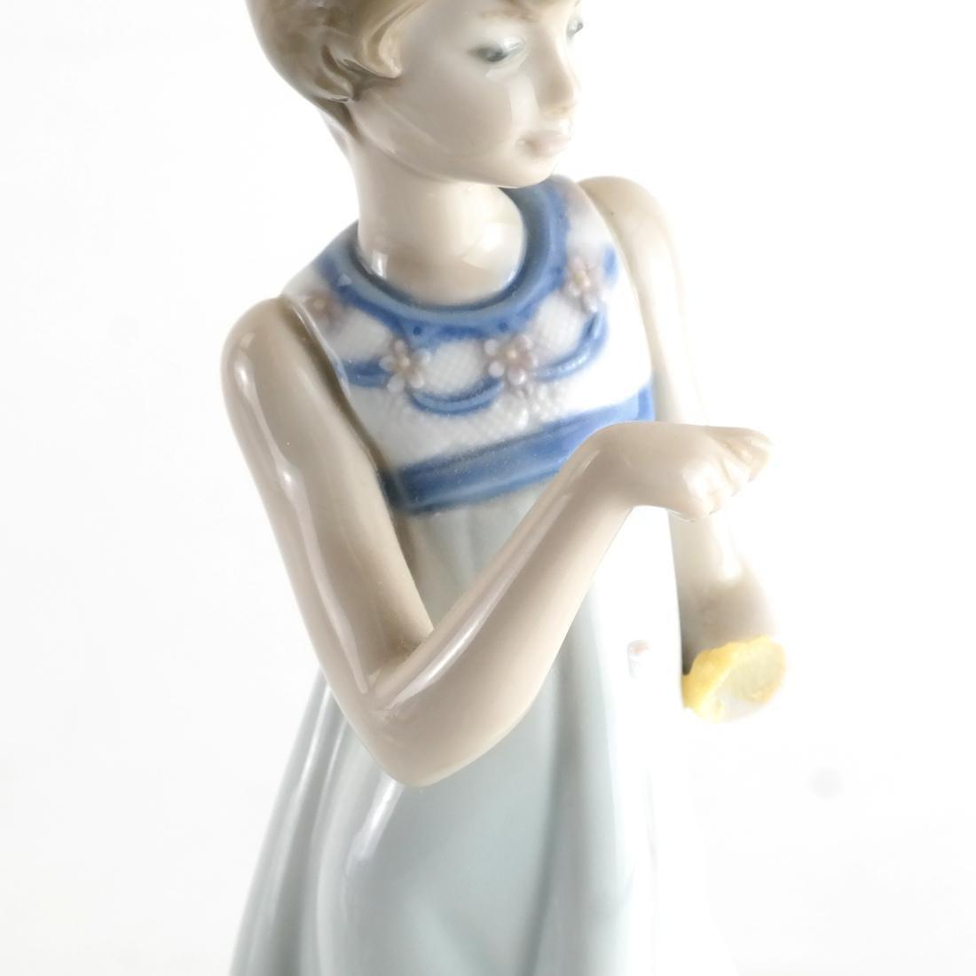 3 Lladro Porcelain Sculptures - 4