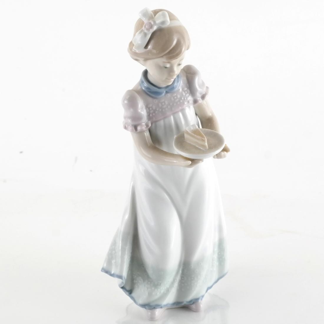 3 Lladro Porcelain Sculptures - 8