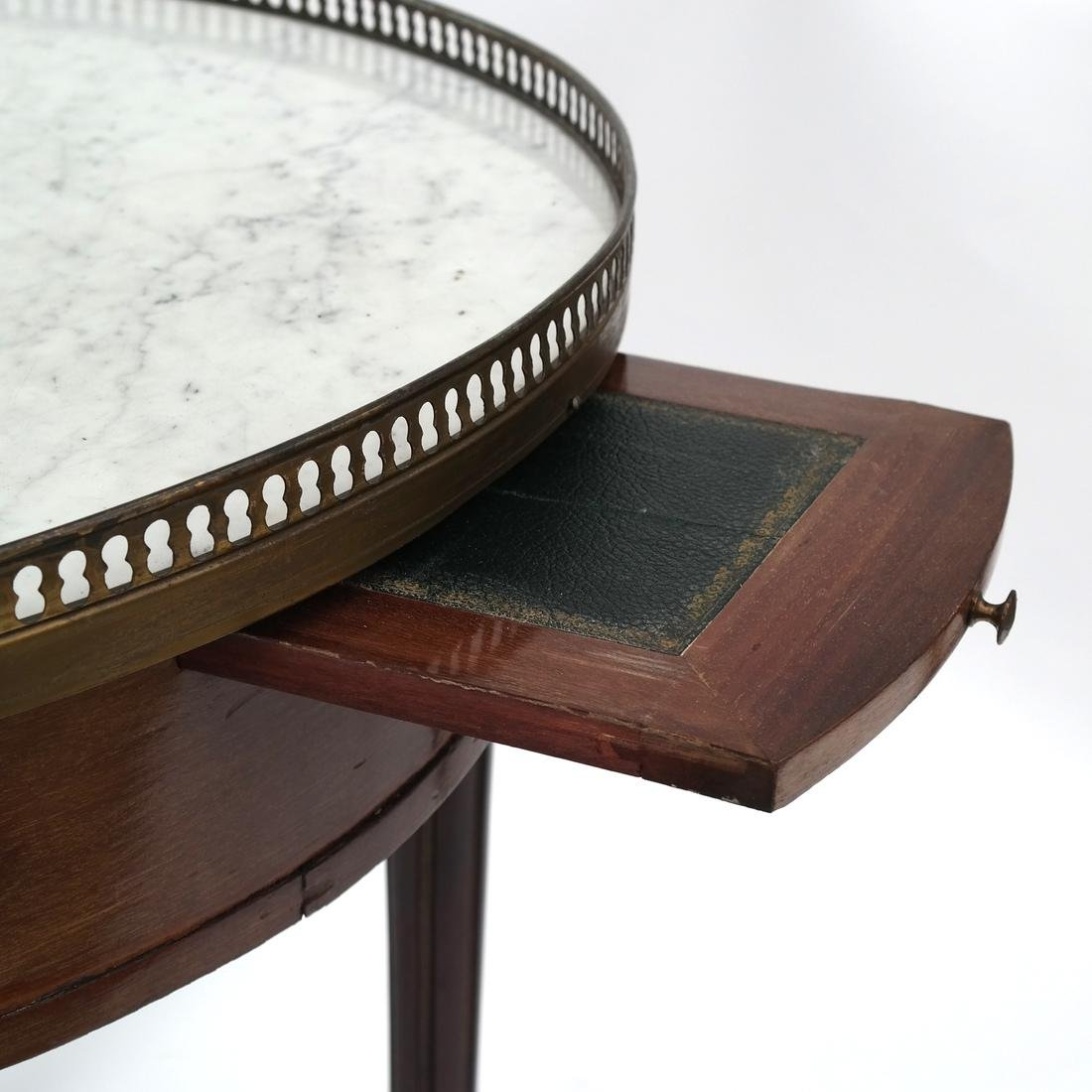 Antique French Bouillotte Table - 2