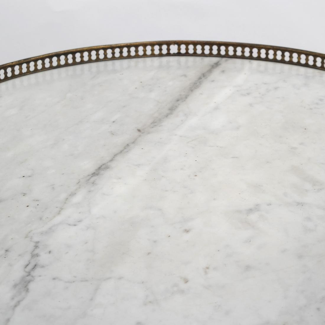 Antique French Bouillotte Table - 4