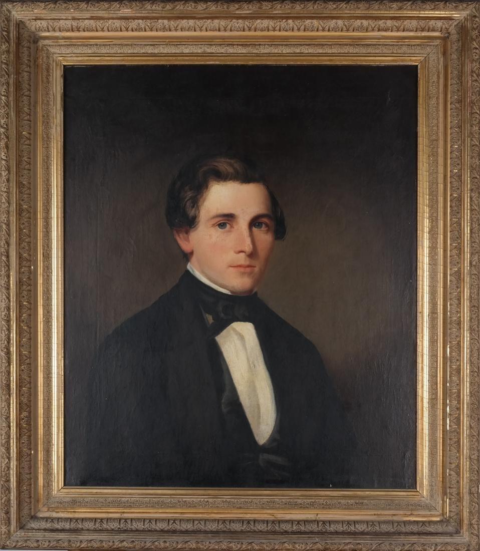 Portrait of Mr. Keep, Oil on Canvas - 2