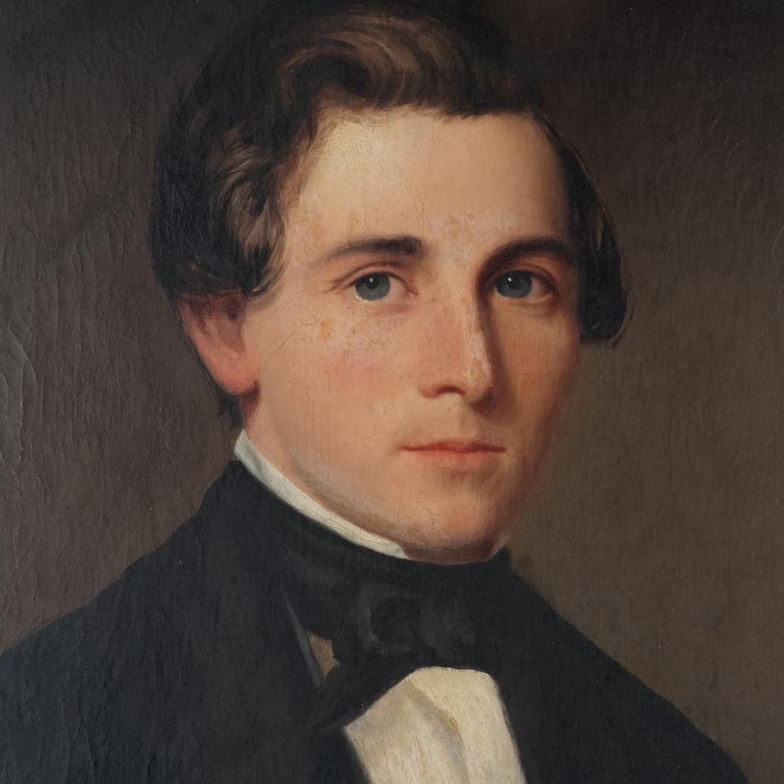 Portrait of Mr. Keep, Oil on Canvas - 3