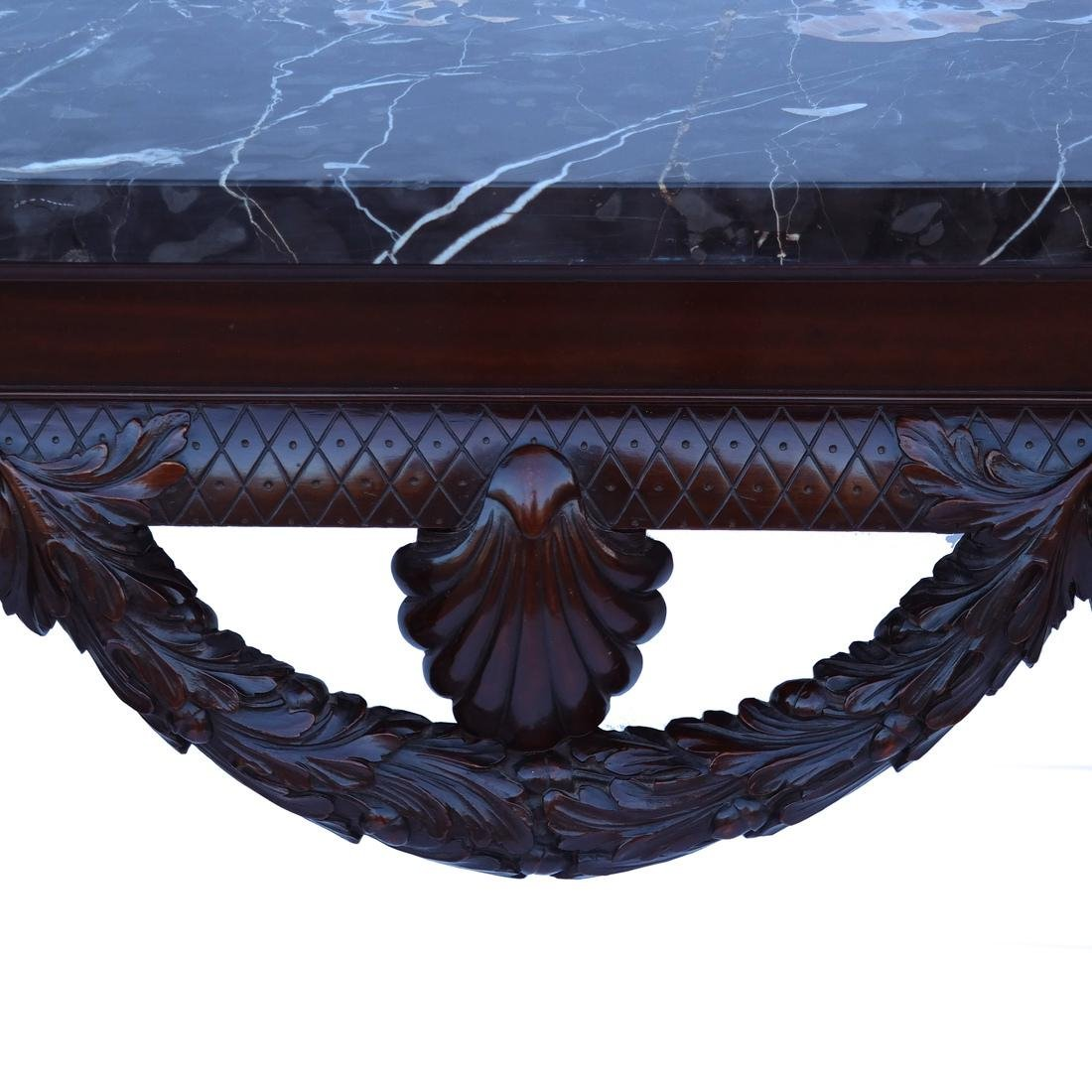Classical-Style Ornate Wall Console - 2