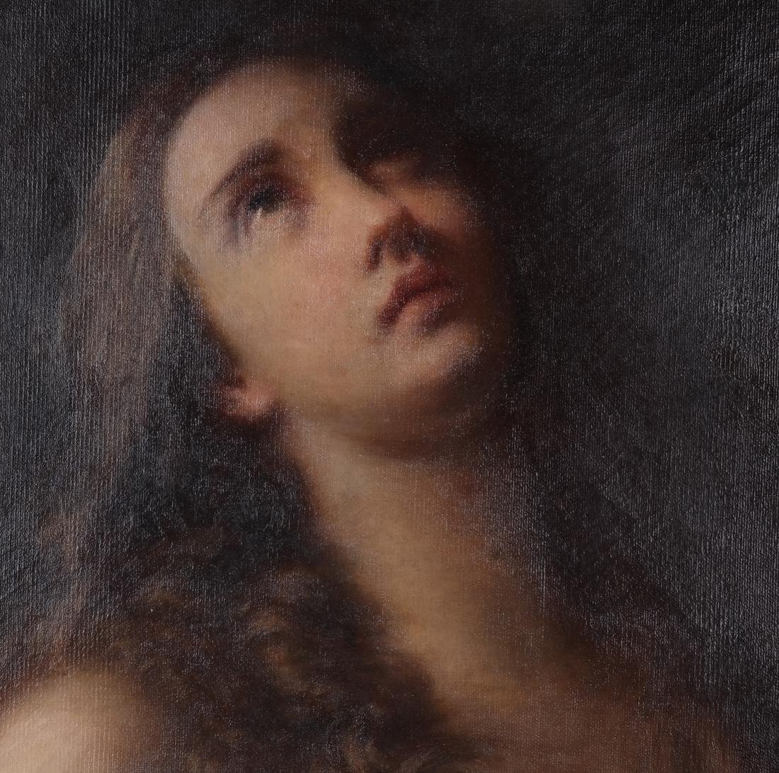 Old Master-Style Female Nude, Portrait - 3