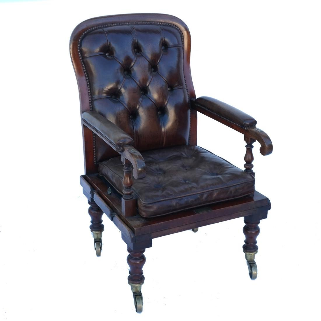 English Regency Campaign Chair