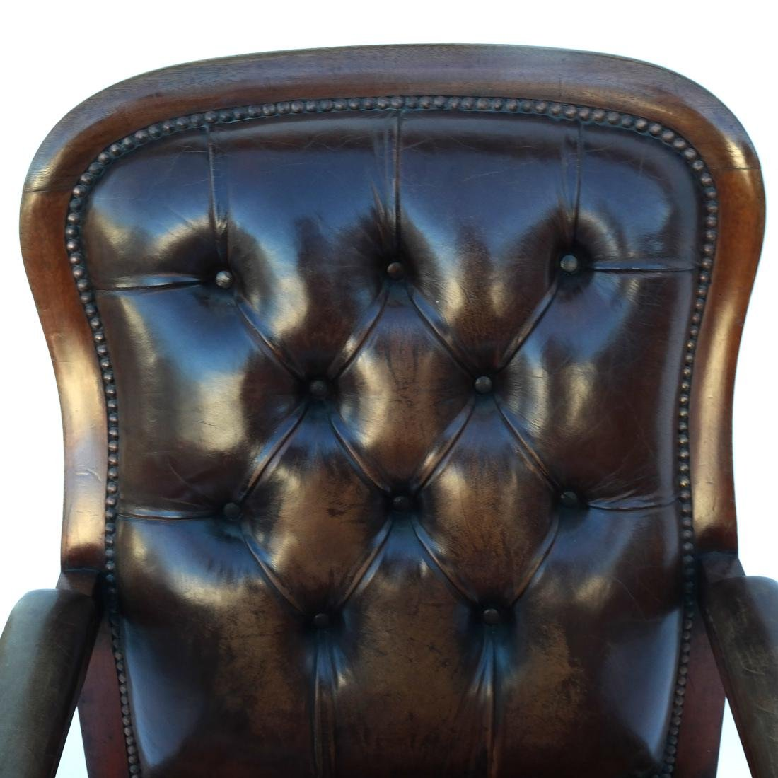 English Regency Campaign Chair - 4