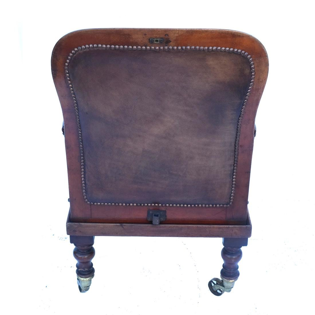 English Regency Campaign Chair - 7