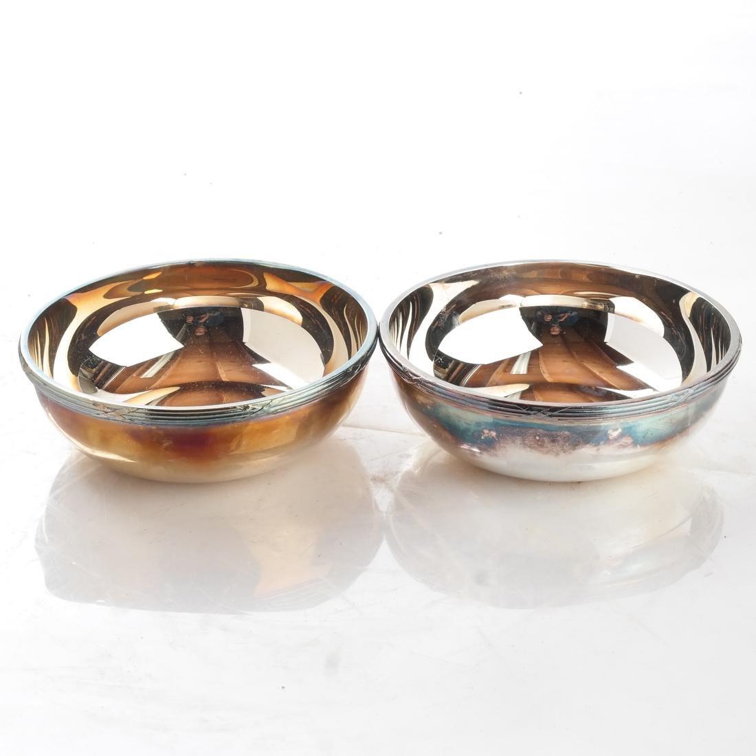 12 Christofle Silver Plate Bowls - 2