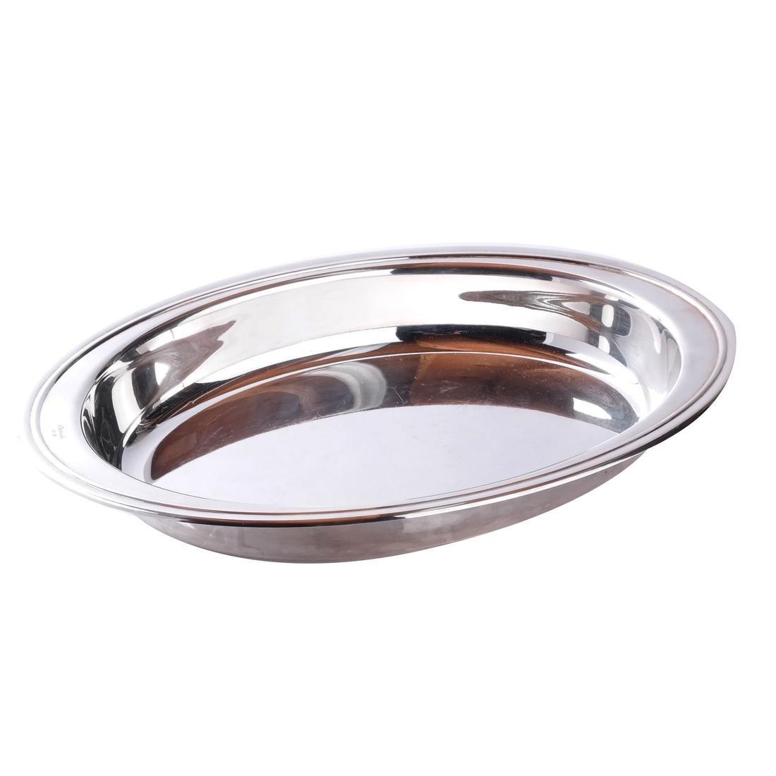Christofle Silver Plate Deep Dish